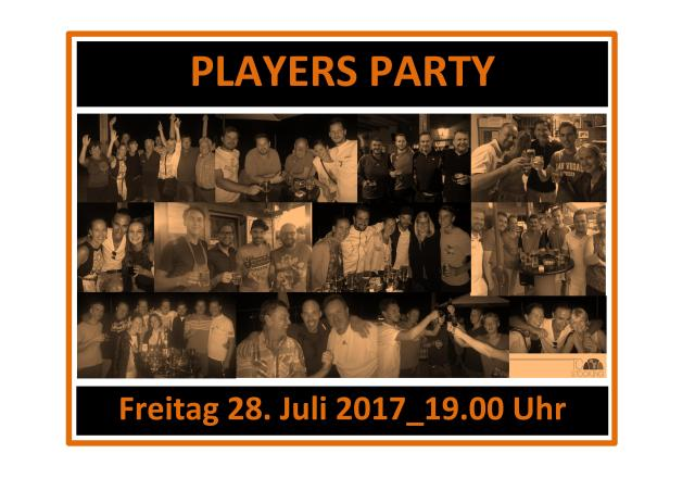 Players Party 2017